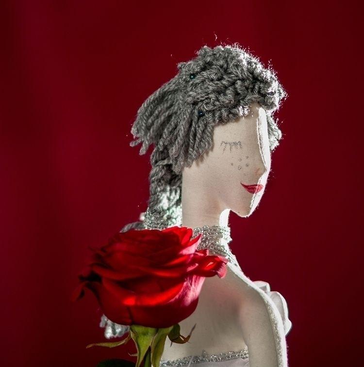 Art Deco Ballerina Doll - artdoll - graziasz | ello