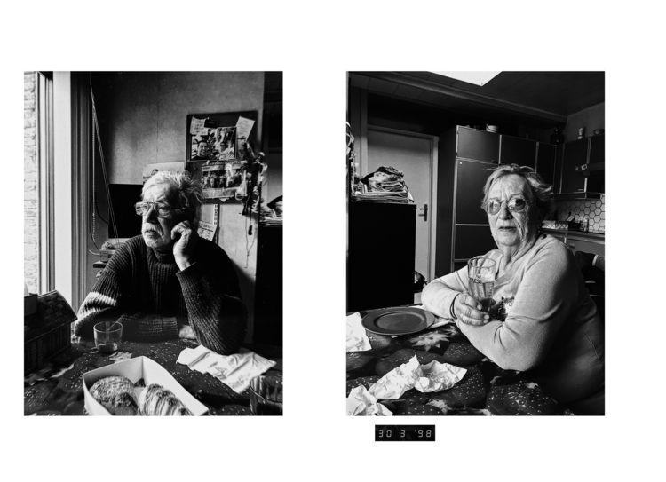 30.03.'98 - photography, blackandwhite - robryr | ello