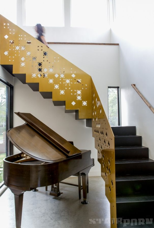 Laser cut Staircase - Architecture - paulearly | ello
