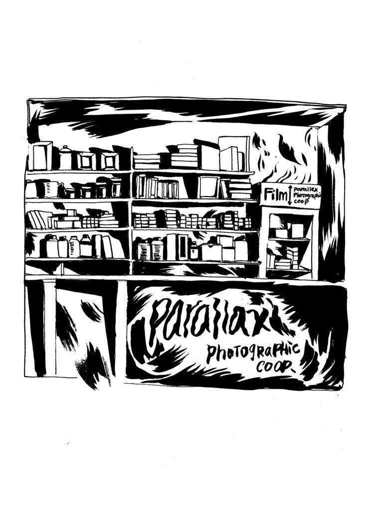 post ELLO. Illustrations Parall - szujunjun | ello