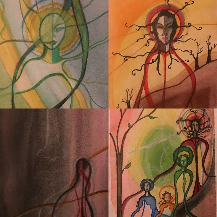 piece embodiment sequence creat - joiegrandbois | ello