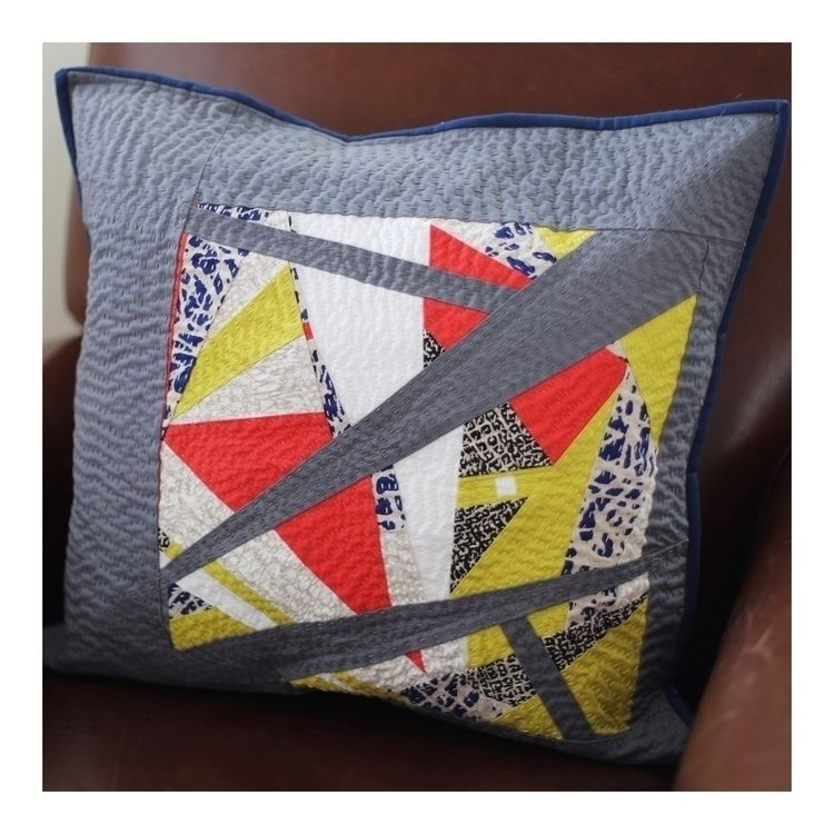 piece. Hand quilting add textur - entropyalwayswins | ello
