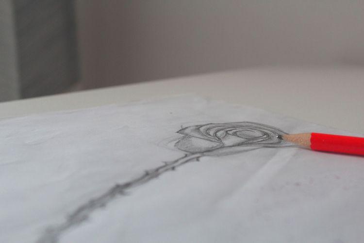 Classic, drawing roses. favorit - zulifija | ello