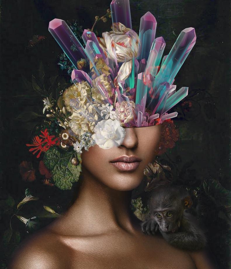 Crystal Fairy - weirdcreative | ello