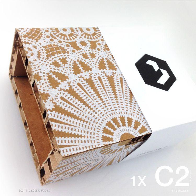 B03.17 KK V03 C2KK / CROCHET wh - itemlab_designstudio | ello