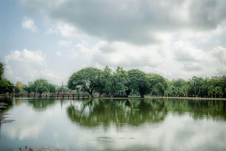 silence City Sukhothai - Historic - christofkessemeier | ello