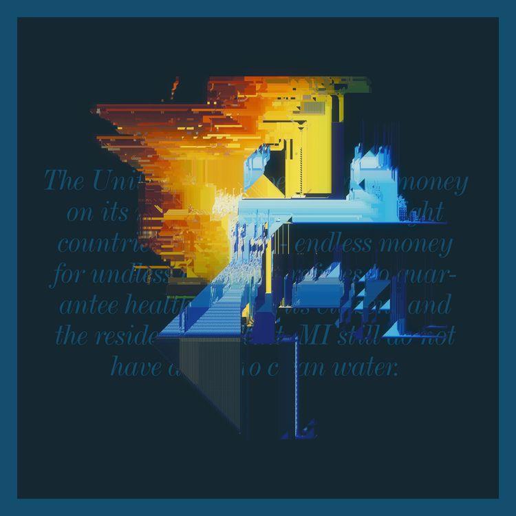 Soul Man Late Capitalism 13 - abstract - fivetimesno | ello