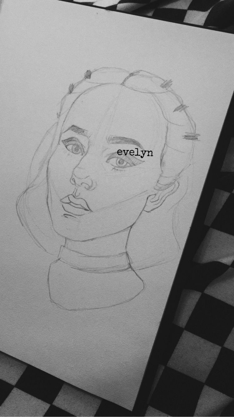 Quick sketch plan paint - evelynbec | ello