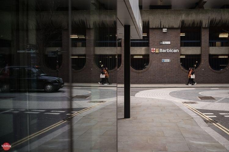 Barbican Reflection; Asymmetric - augustschilling | ello