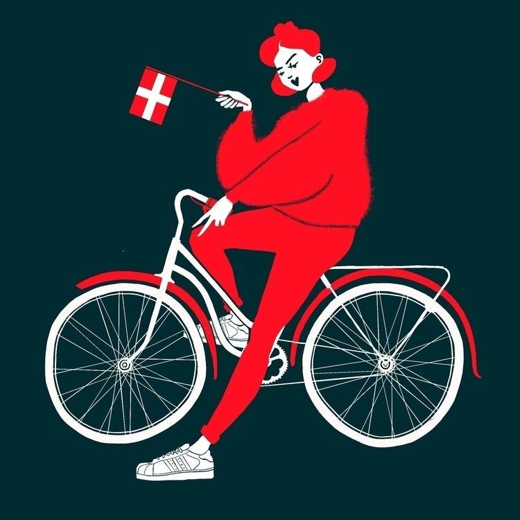 Copenhagen cool. - justinemenag - justinemenage | ello