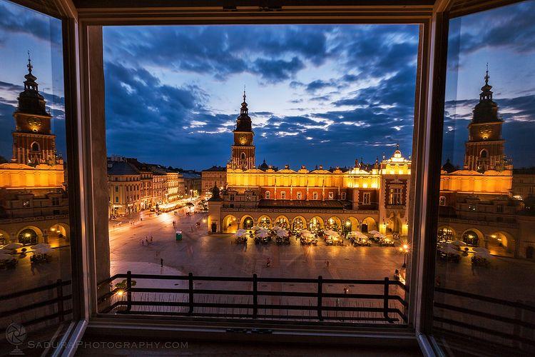 Window Krakow Krakow, Lesser Po - hsphotos | ello