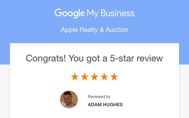 Adam Bluff City left 5 stars - reviews - applerealty | ello