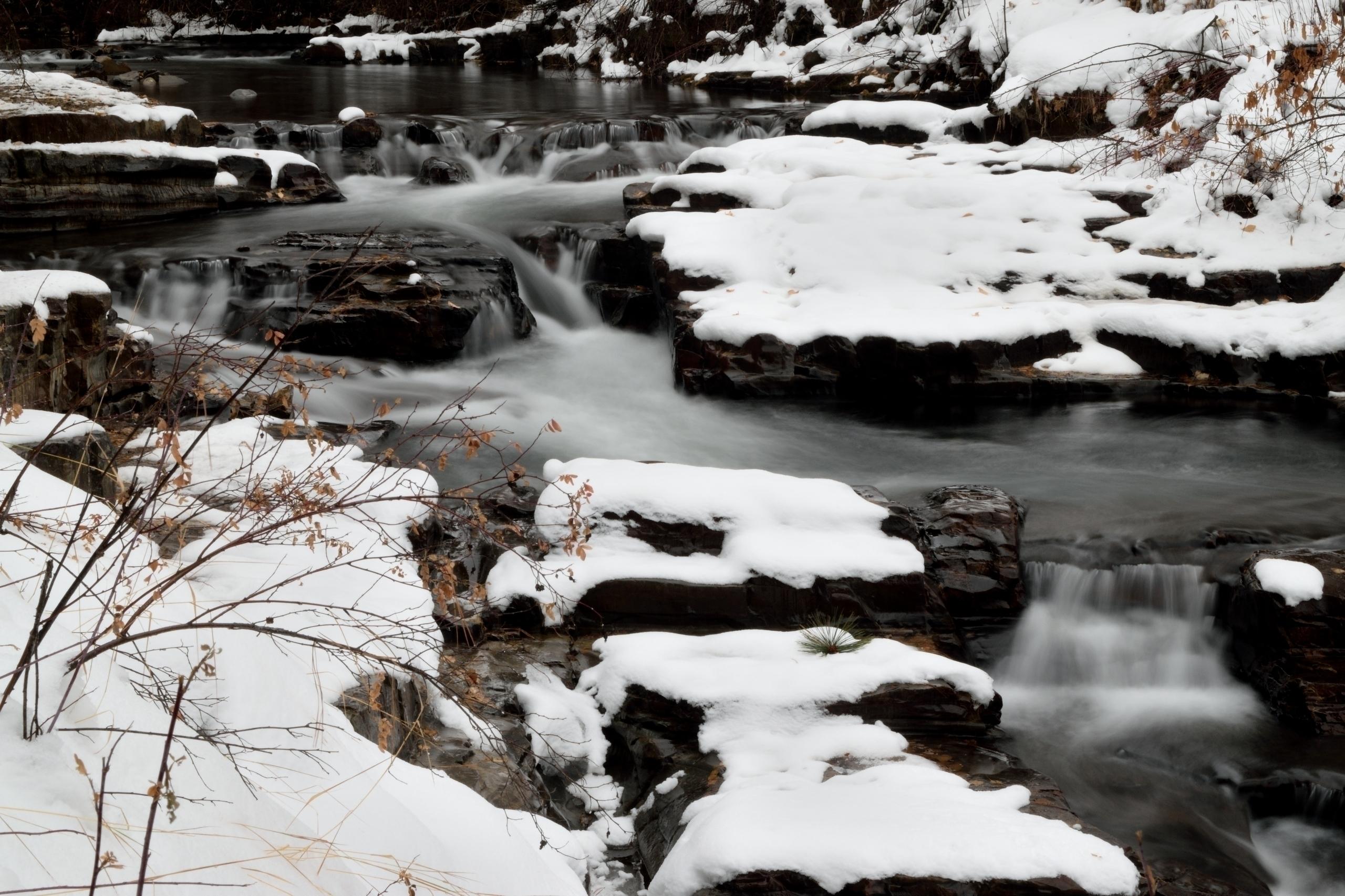 Fresh water view Mark Creek tri - camwmclean | ello