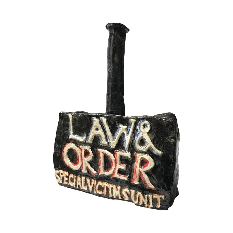 Law Order SVU bong Porcelain, g - superchillandcool420 | ello