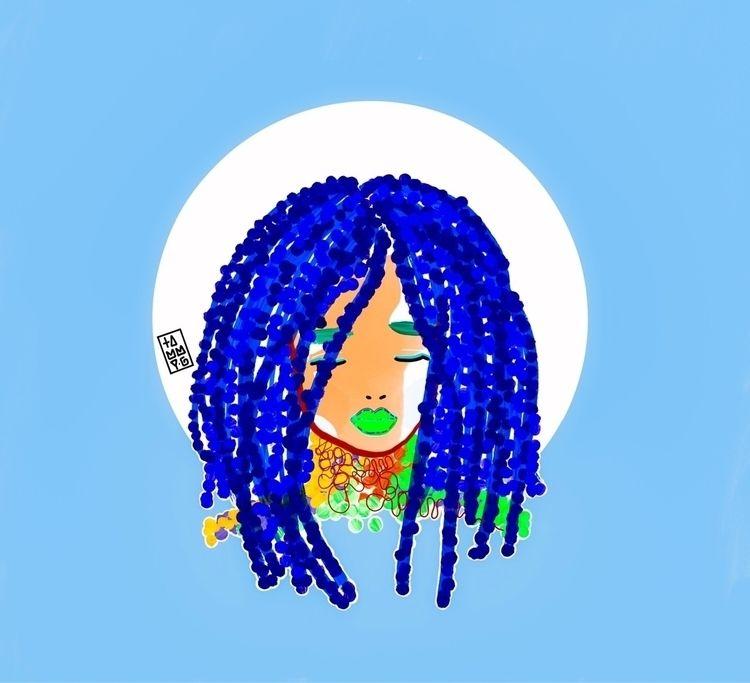 tuesday, mood, bighair, shop - tammygissell | ello