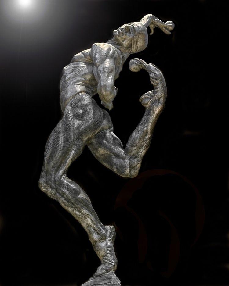 Sculpture Las Vegas - sculpture - dogstarpics | ello