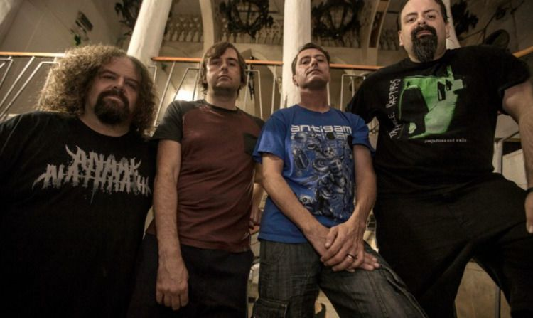 "Napalm Death Suffer"" Featured R - mxdwn | ello"