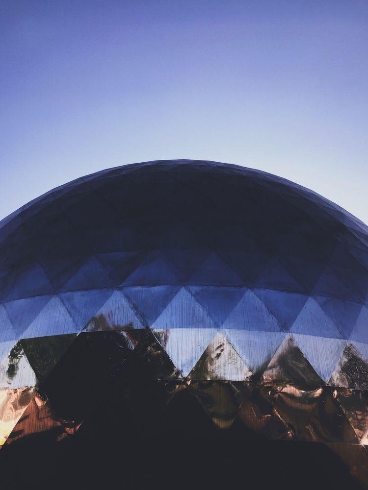 Geodesic Dome // 03 Fundidora P - futoryan | ello