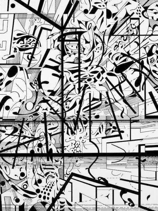 drawing: Rhythm (Archival ink d - dirkmarwig | ello
