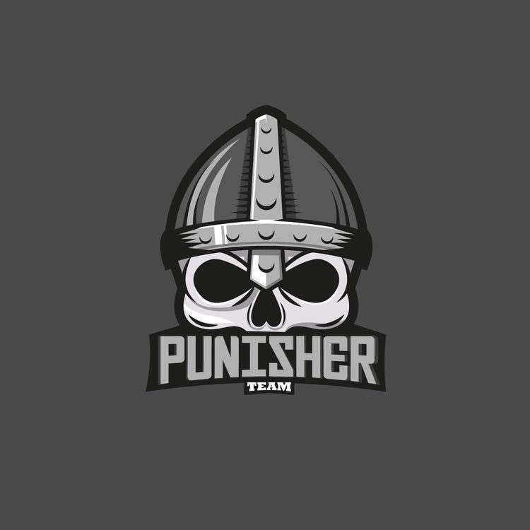 Punisher, Team, skull, Videogames - tato | ello