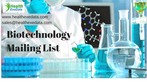 Biotechnology Mailing List - robinharris | ello