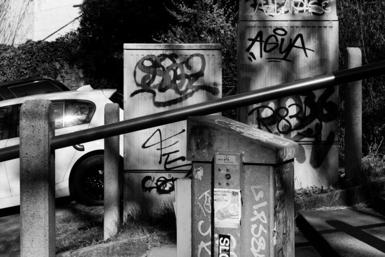 Attraktor - photography, graffiti - marcushammerschmitt | ello