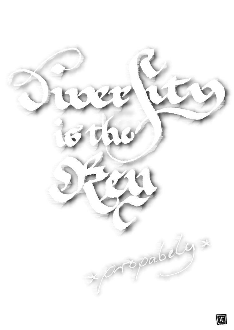 [ … (pro pa ly - calligraphy, diversity - _ttf | ello