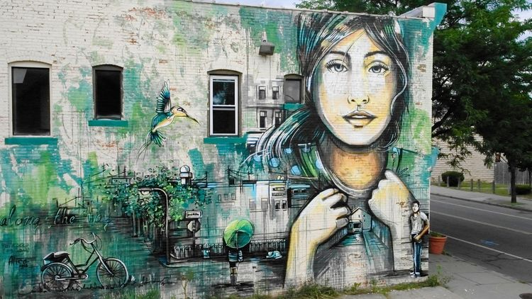 Amazing artworks Rome based Ita - nettculture | ello