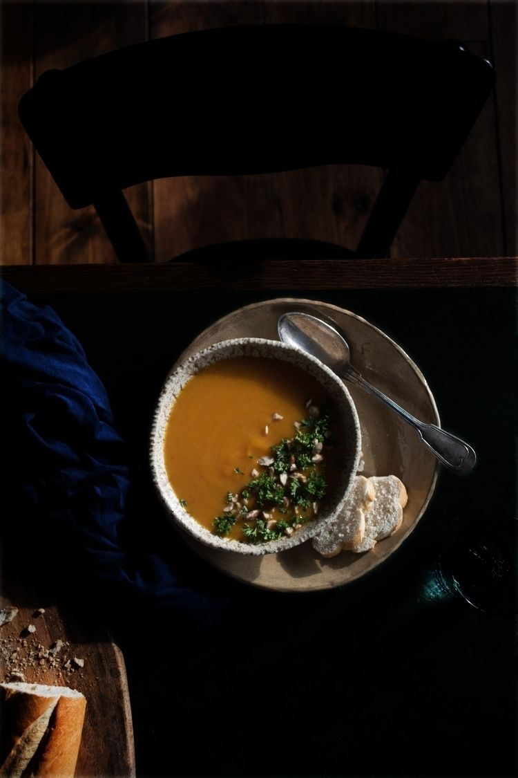Soup  - photography, pic, food, photo - biteoflight | ello