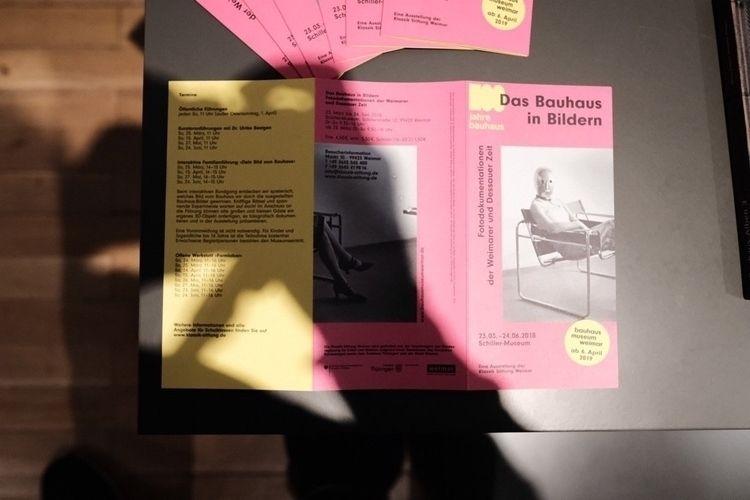 Impressionen von der Bauhaus-Au - royfocke | ello