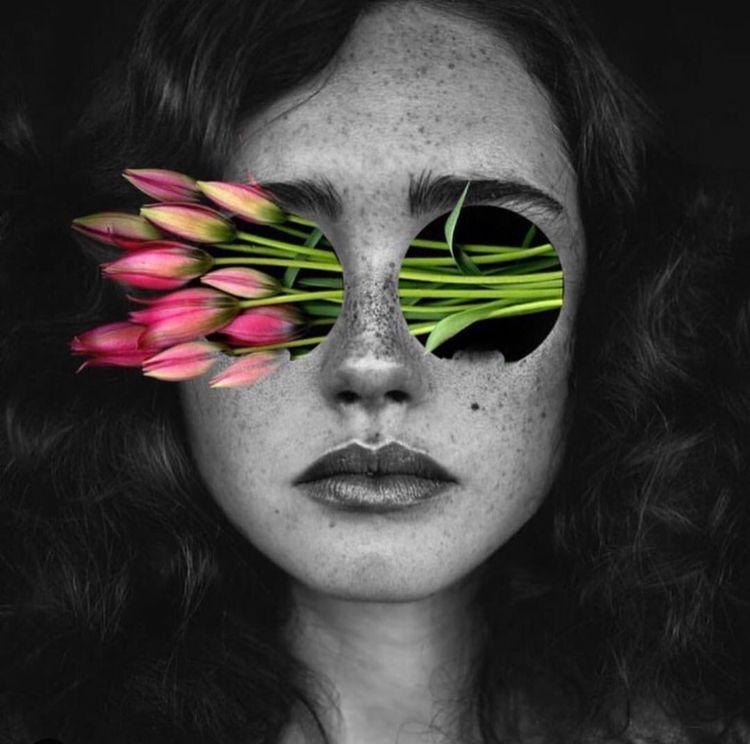 Collage artwork Submitted FIRST - gretavisuart | ello