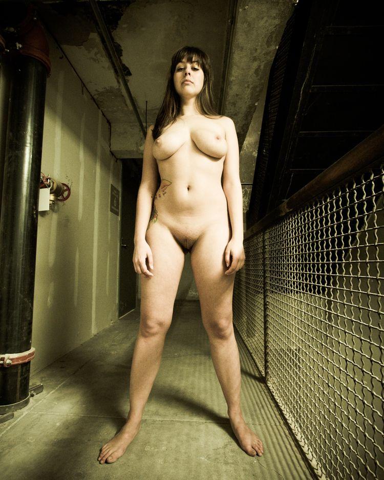 nsfw, nude, naked, urbex, building - heycalvin | ello