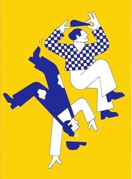 Dance dance - andrewwerdna | ello