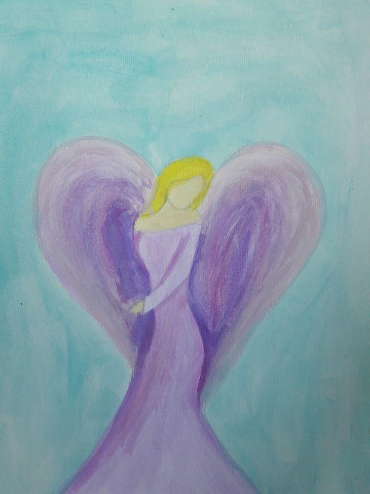 Angel - taitgallery | ello