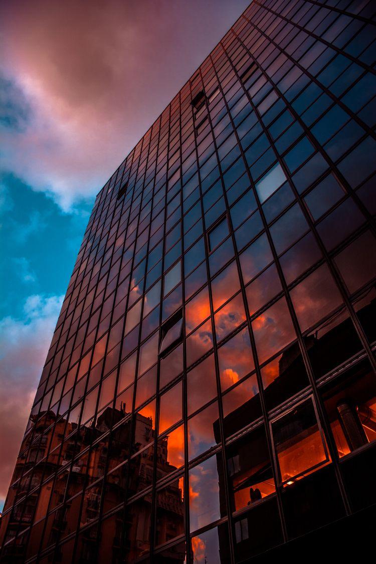 Building Buenos Aires, Argentin - francofafasuli | ello