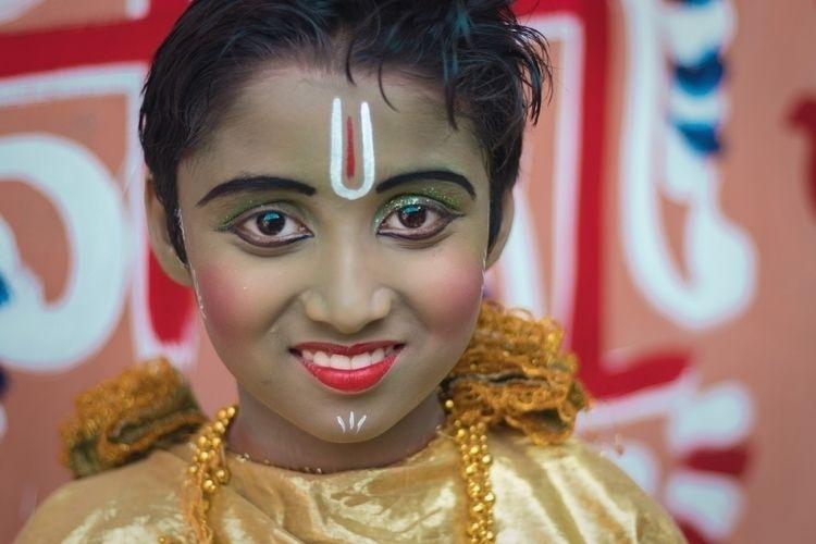 Face Painting Gajan Kolkata 201 - isukantapal | ello