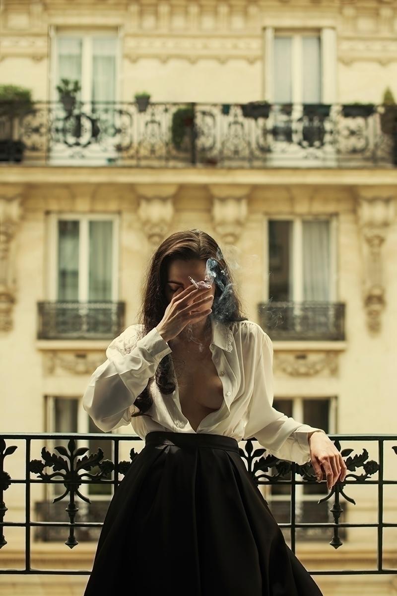 Paris exploration subtle erotic - inessrychlik | ello