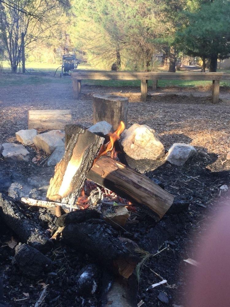 Campfire outdoor ED - ilovetodraw92 | ello