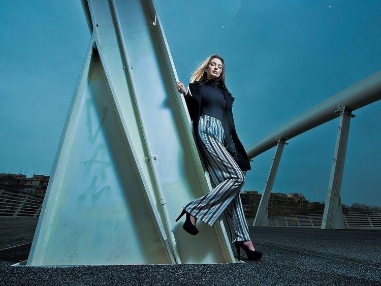 fashion, model, girl, roma, pontedellamusica - vittomrock   ello