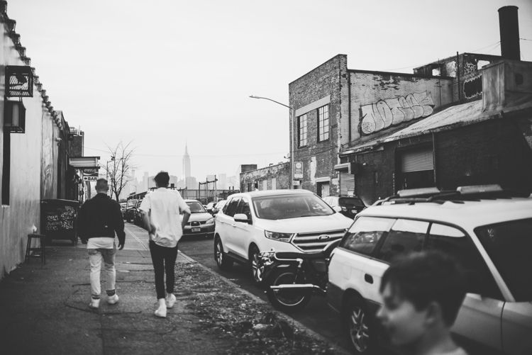 brooklyn, streetphotography, blackandwhite - marysiabil | ello