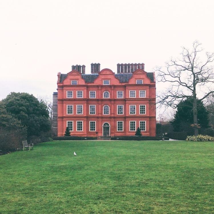 BLUE MONDAY - London, garden, kewgardens - lapremioqueen | ello