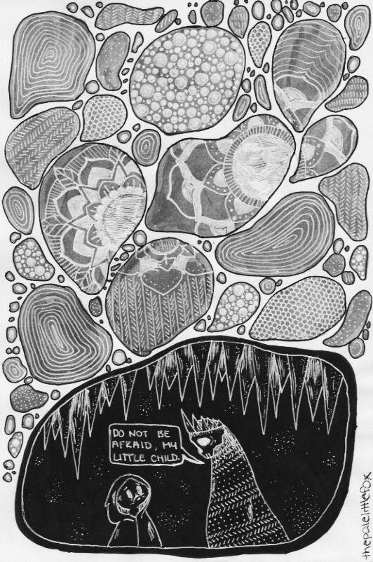 Doodle sketchbook - ccad, illustration - thepalelittlefox | ello