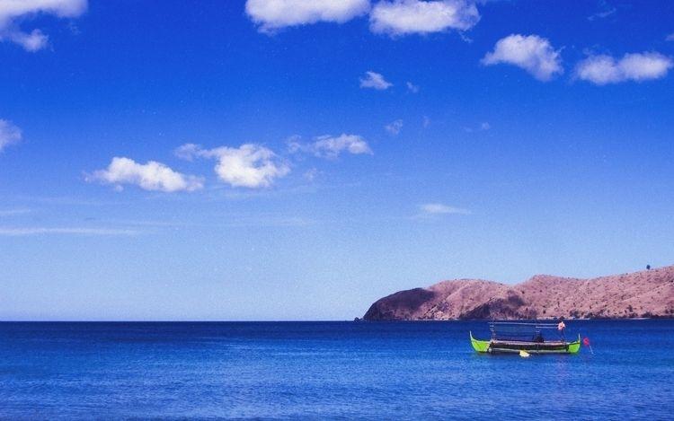 paradise. Anawangin Cove, Zamba - mfidel | ello