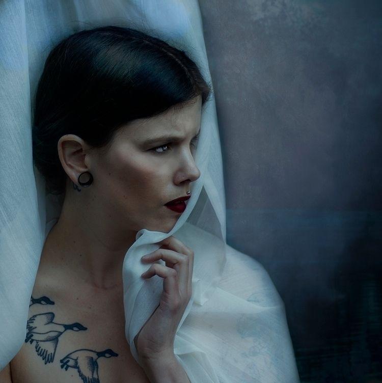 OMINOUS Photography/concept/mod - laurawienk | ello