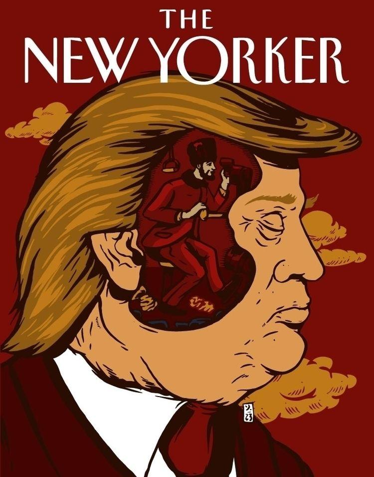 Propaganda Machine - illustration - thomcat23 | ello