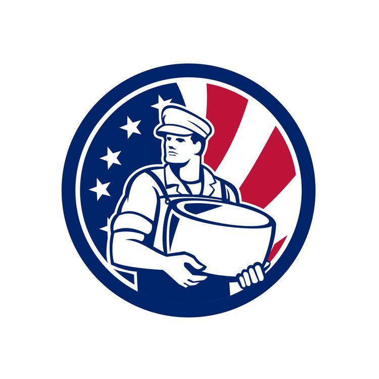 American Artisan Cheese Maker U - patrimonio   ello