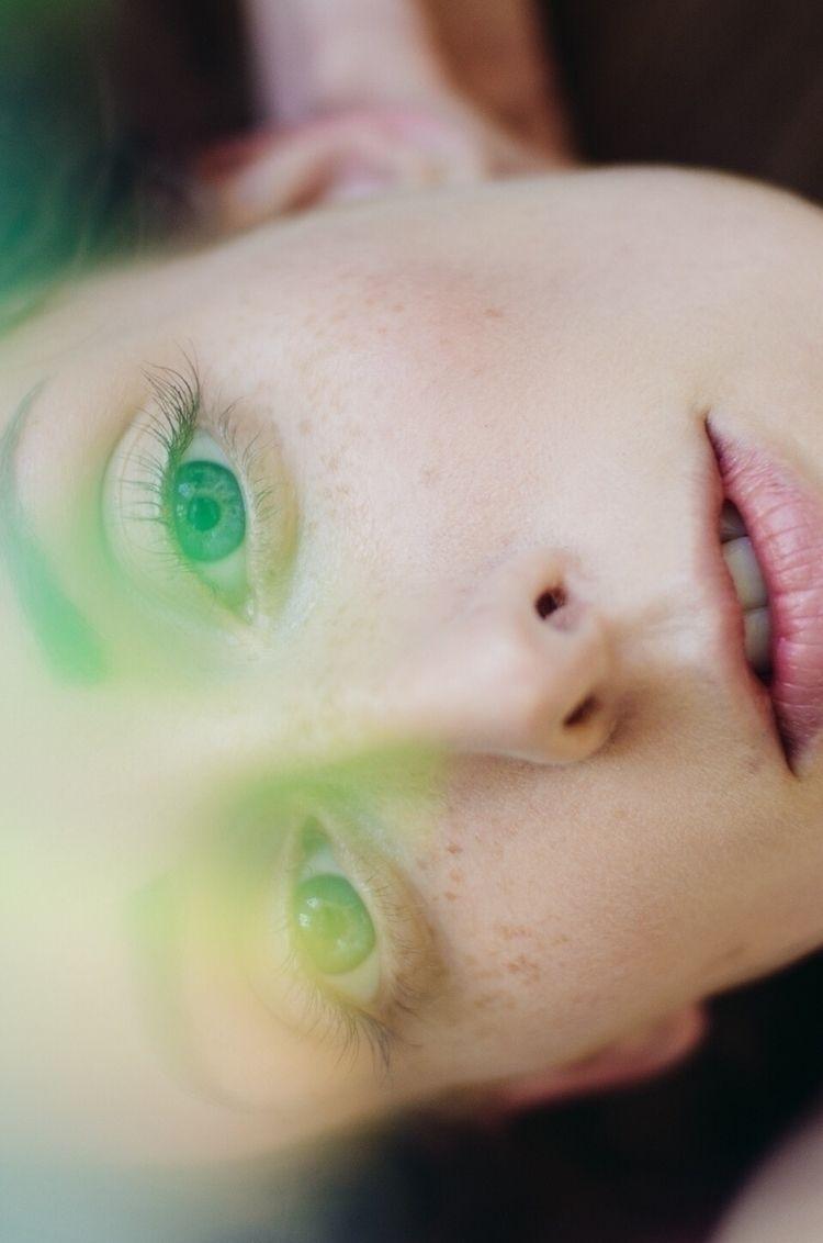 face, beauty, closeup, photography - corinnn | ello