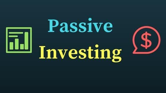 Passive investing approach comb - mark_angelo | ello