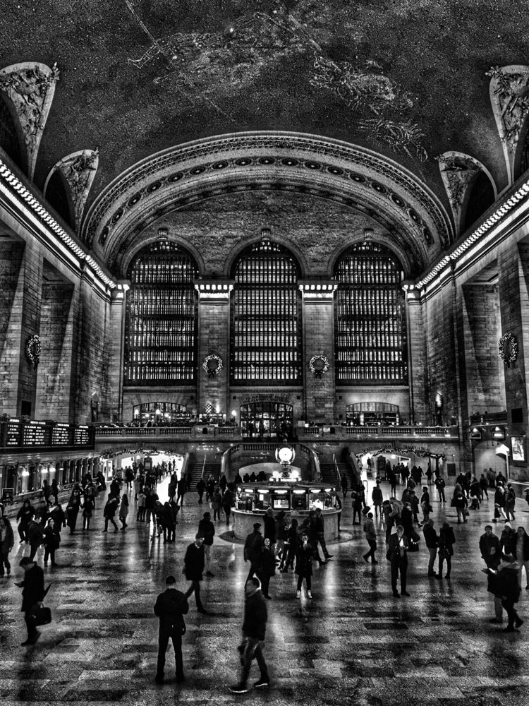 Grand Central Station, NY - grandcentralstation - renspacemadness | ello