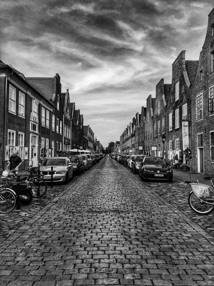 Holland style houses Potsdam, G - renspacemadness | ello